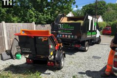 Forst ST6p Petrol Wood chipper