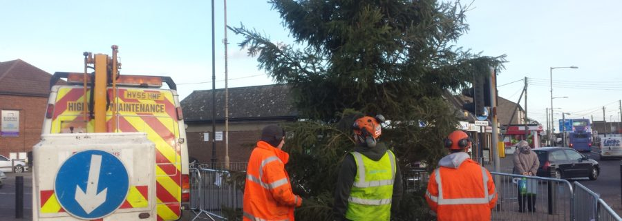 Canvey Christmas Tree